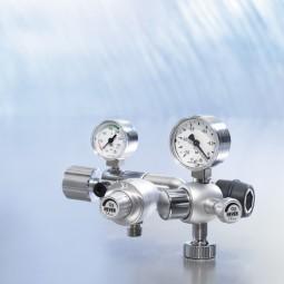 O2-Kombieinheit mit Stufen-Flowmeter
