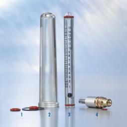 Reguliereinheit Flowmeter